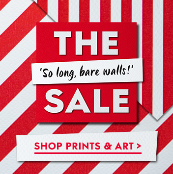 prints & art sale