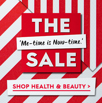 health & beauty sale