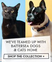 shop the battersea dogs & cats home collection