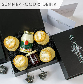 summer food & drink