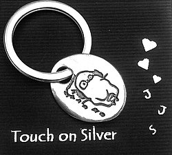 Touch on Silver
