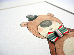 Daisy & Bump Nursery Art