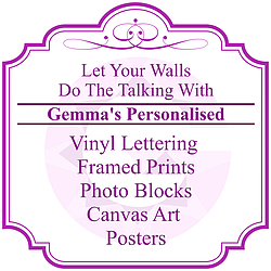 Wall Art Quotes & Designs By Gemma Duffy