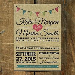 Feel Good Wedding Invitations