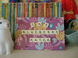 The Blueberry Patch by Sarah Benning