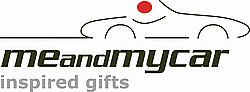 Me and My Car inspired gifts logo