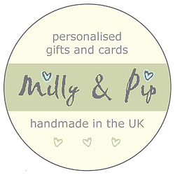 milly and pip logo