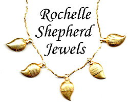 Rochelle Shepherd Jewels. Gemstone Gold and Silver Jewellery