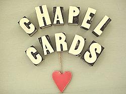 Chapel Cards