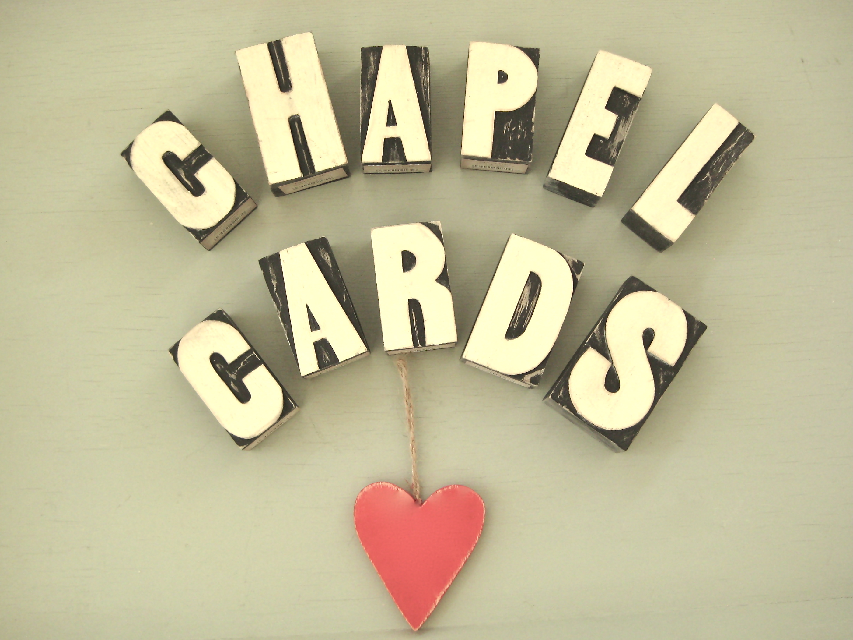 Chapel Cards