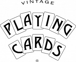 Vintage Playing Cards logo