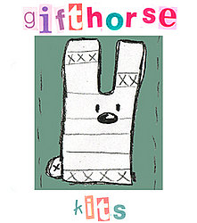 Gift Horse Knitting Kits Logo