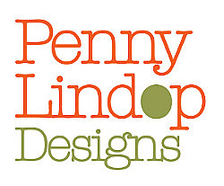 Logo for Penny Lindop Designs