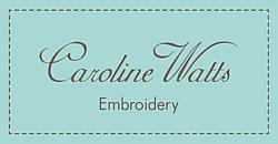Caroline Watts Embroidery