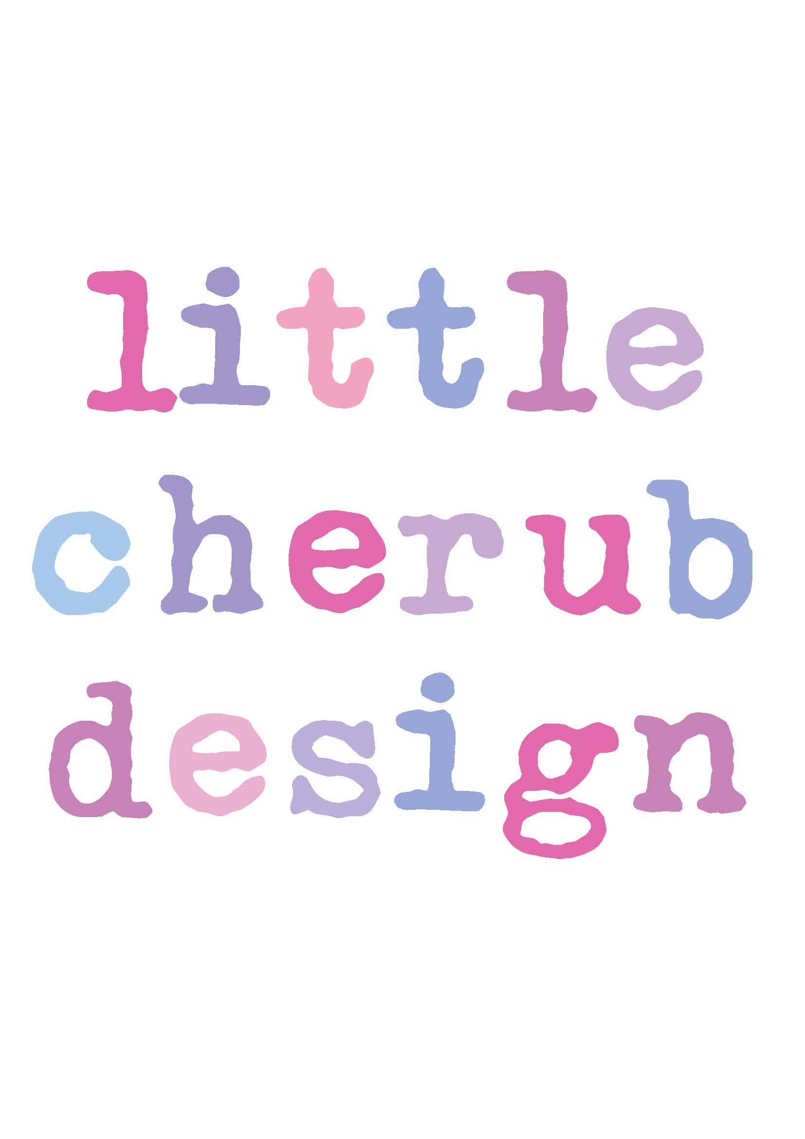 Little Cherub Design