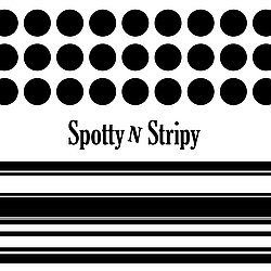 Spotty N Stripy logo