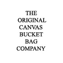 The Original Canvas Bucket Bag Logo