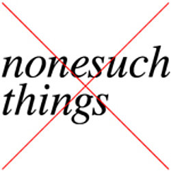 Nonesuchthings