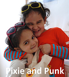 Pixie and Punk