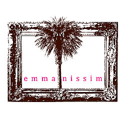 Palm Tree Frame Logo