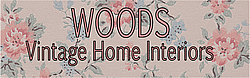 WOODS VINTAGE HOME INTERIORS