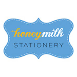 Honeymilk Stationery