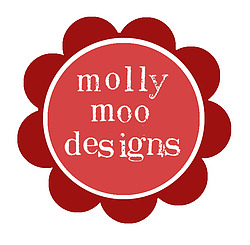 molly moo designs logo