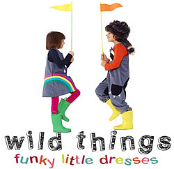 Wild Things Funky Little Dresses