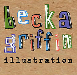 Becka Griffin Illustration