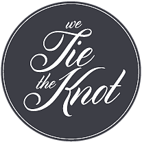 We Tie the Knot Wedding Invitations