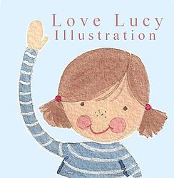Love Lucy Illustration