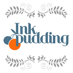 Ink Pudding personalised stationery