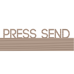 Press Send logo