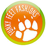 Funky Feet Fashions design-led baby & children's gifts handmade in the UK