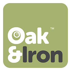Oak & Iron Furniture Logo