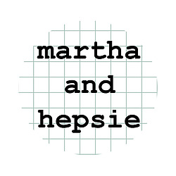 martha and hepsie logo