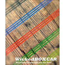 Wicked Boxcar