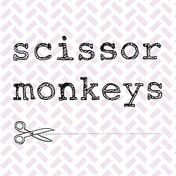 Scissor Monkeys Logo