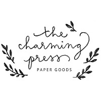 The Charming Press logo