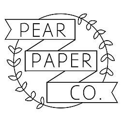 Pear Paper Co Logo