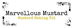 Marvellous Mustard Make At Home Mustard Making Kits