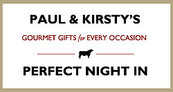Paul & Kirsty's Perfect Night In
