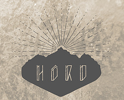 HORD limited logo and brand image