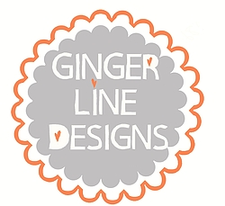 Ginger Line Designs Logo