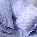 Cotton Lavender Bed Linen: Pillowcase