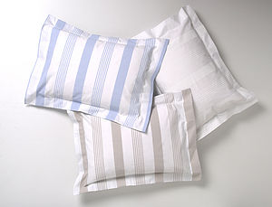 Pavilion Bed Linen: Pillowcase - bed linen