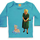 Granny Infant T-shirt