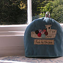 Boat Range: Tea Cosy - Tea By The Sea