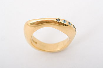 Spirit Ring Gold