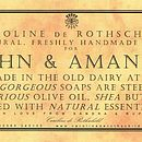 Classic Large Box Sample Label